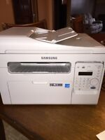 Samsung scx- 3400 series barely used printer