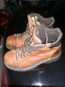 Dr Marten Steel Toe Safety Work Boots Size 10