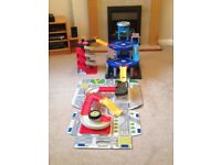 ELC Big City Garage, Carry Along City & Spiral Race Ramp