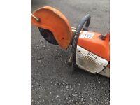 Stihl stone cutter ts 400