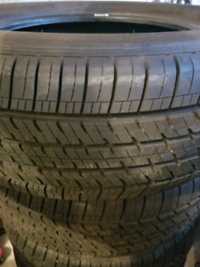 "New all season 18"" tires 235 55 R18 Bridgestone Ecopia"