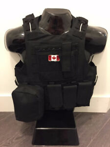 Tactical Molle Paintball Vest
