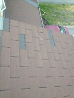 Roofing and siding repair services available.
