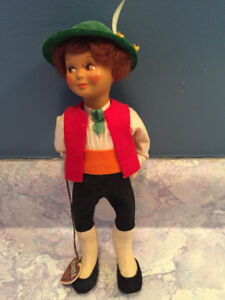 Collectable Baitz Doll made in Austria