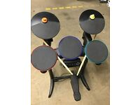 PlayStation 3 drum kit!