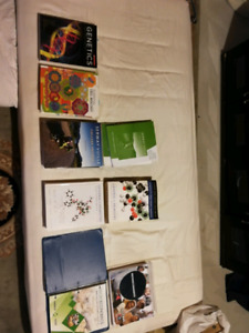 First Year Science UW Textbooks for Sale!