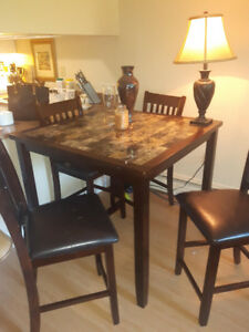 Pub Style Kitchen Table - priced to sell