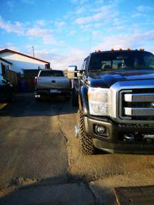 2014 f450 superduty dully