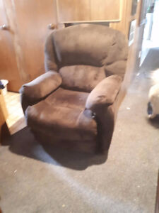 reclining rocker brand new