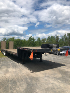 2017 BWS 53FT TRI-AXLE RECOVERY TRAILER