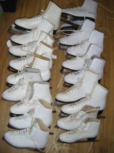 Ladies and Girls Skates for sale