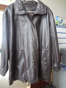 "Genuine ""THE LEATHER RANCH"" Brand Jacket - AMAZING DEAL!"