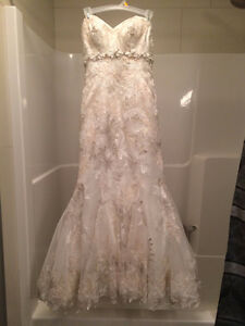 Maggie Satero Wedding Dress