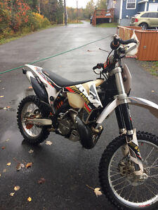2012 KTM 250XCW For Sale