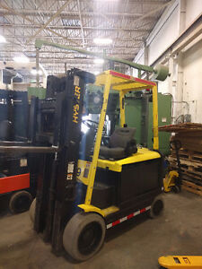 Hyster 65 Electric Forklift
