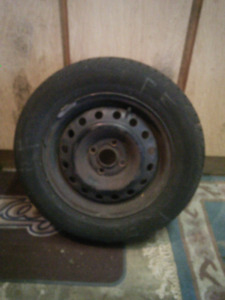 """14"""" Wheels with Tires"""