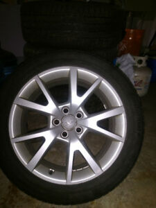 OEM Audi A6 Wheels and Tires