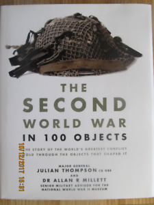 THE SECOND WORLD WAR IN 100 OBJECTS - 2012