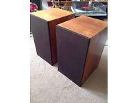 Arcam One Vintage Bookshelf Speakers