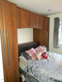 Walnut Laminate Bedroom Furniture