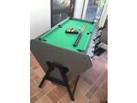 Games Table 3 In 1