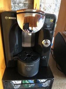 Bosch Tassimo T55 Coffee Machine + T-Disc Drawer