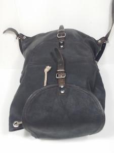 sac a dos / backpack - femme - CUIR / LEATHER