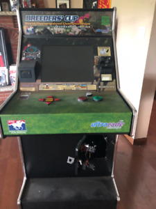 Breeders Cup - Arcade Machine - MAME Box project for someone