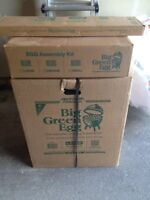 The big green egg (large)