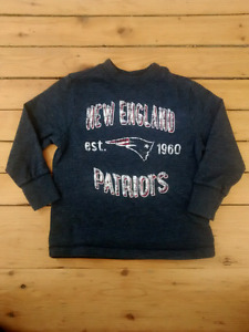 $5 Size 18-24M Patriots shirt