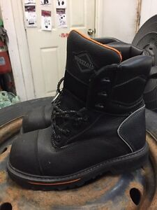 Size 8 work boots