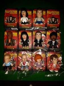 """Pulp Fiction Titans 3"""" Vinyl Minis"""