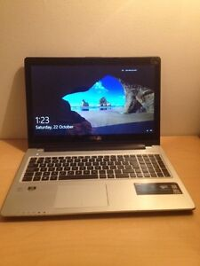"Asus vivobook i7 15.6"" touch screen laptop"
