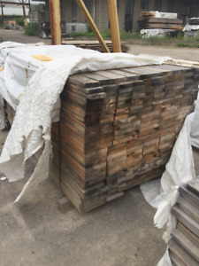 PINE WOOD PILE - LUMBER CLEAROUT