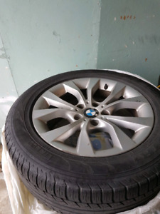 BMW Rims and Tires