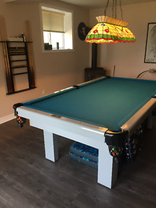 Dufferin Legend 4'x8' Pool Table