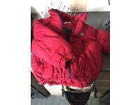 Lacoste boys coat aged 6