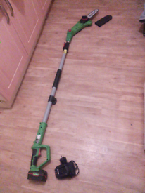 Florabest fahe 20v li-b2/portable telescopic tree- pruner/chainsaw