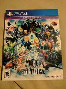 PS4 Games $10-50 Each