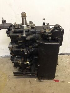 Mercury 50 60hp powerhead elpto rebuilt outboard boat motor for Remanufactured outboard motors for sale