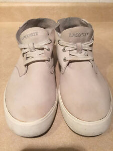 Men's Lacoste Leather Shoes Size 11 London Ontario image 4
