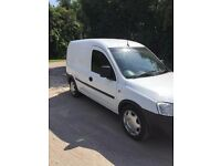 2007 Vauxhall COMBO . 2 OWNER. BRILLIANT CONDITION. 05/2017 MOT. RECENTLY SERVICED.FREE WARRANTY.