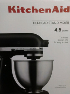 Brand new Kitchen Aid Ultra power stand mixer