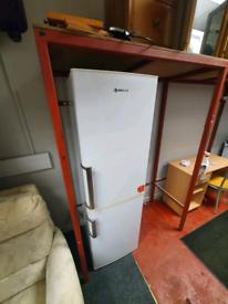 Tall Hoover fridge freezer £139 perfect working order