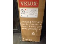 BNIB Velux EDL CK02 55 x 78cm Roof Window FLASHING KIT for slate tiles