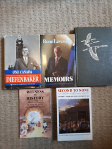 History and Politics related book lot of 5