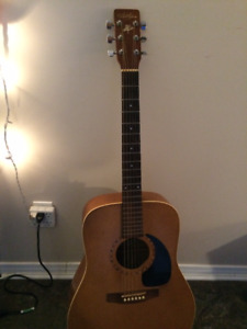 Art and Luthier Guitar
