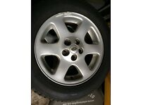 Discovery TD5 Wheels & Tyres