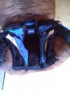 yamaha mesh jacket
