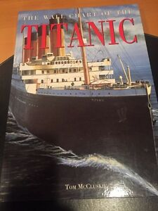 Titanic Wall Chart - Reference Book